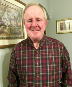"""Patrick """"Patsy"""" Furlong, Grand Marshal, 2019 St. Patrick's Day Parade"""